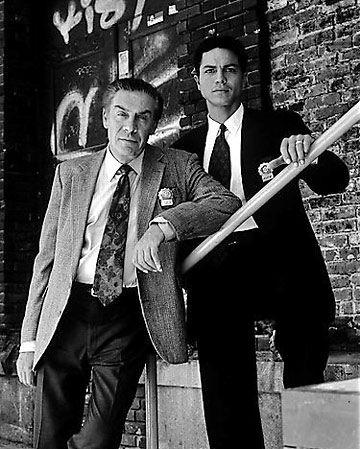 Benjamin Bratt & Jerry Orbach