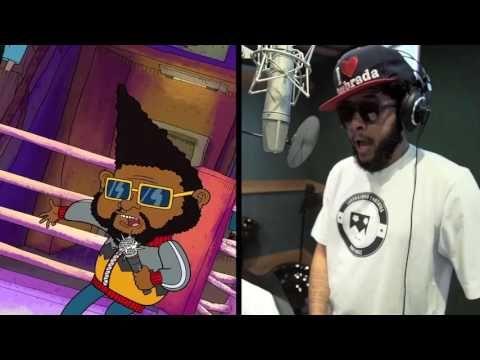Making Of: Irmão do Jorel e Emicida | Cartoon Network - YouTube