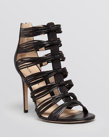 Via Spiga Open Toe Sandals - Terelle High Heel | Bloomingdale's. Spartiates Talons HautsSac À Chaussures