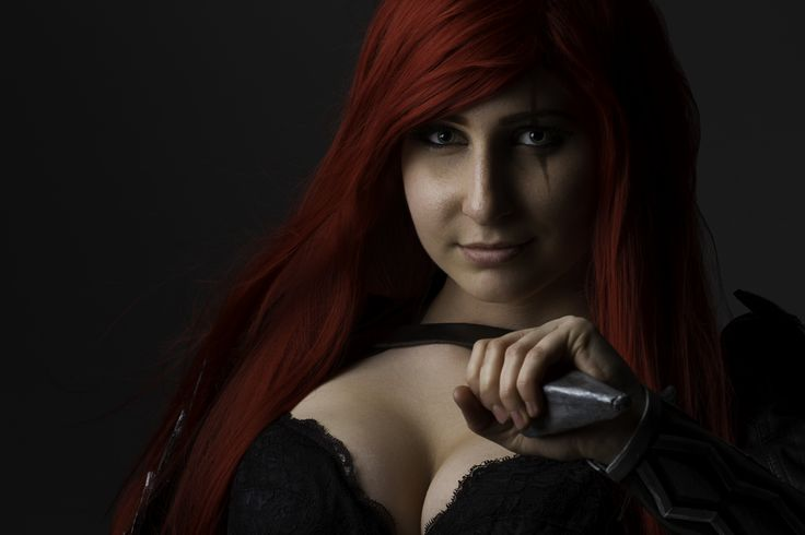 League of Legends Katarina cospla by Jadey