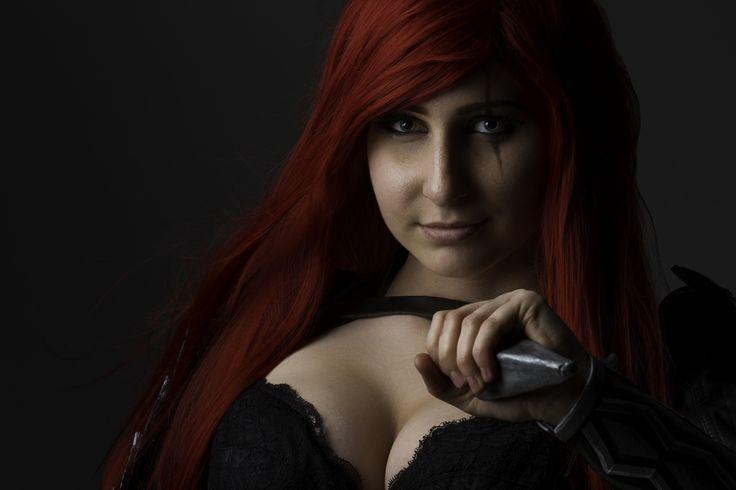 League of Legends Katarina cospla by Jadey