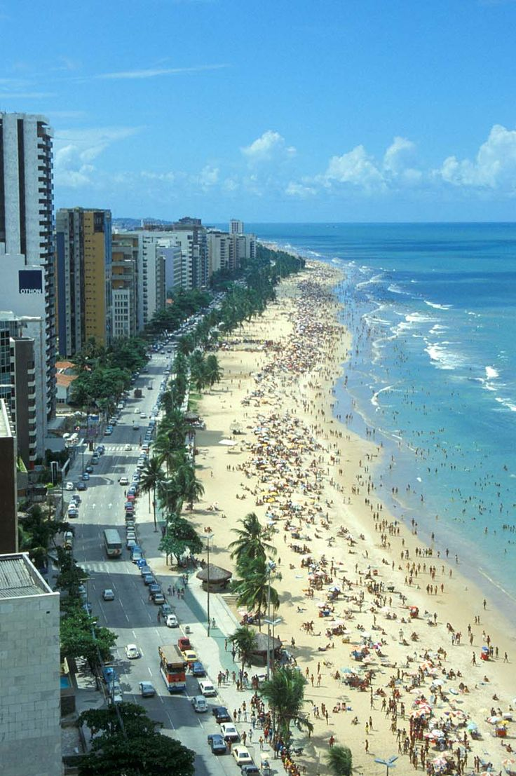 Playa de Recife