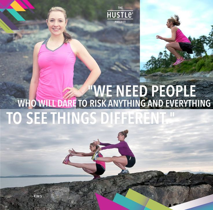 We need people who will dare to risk anything and everything to see things different.