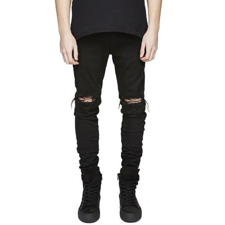 Best 25  Ripped jeans men ideas on Pinterest | Ripped jeans mens ...