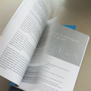 Boek Schrijf je eigen kinderserie / Suzanne Buis