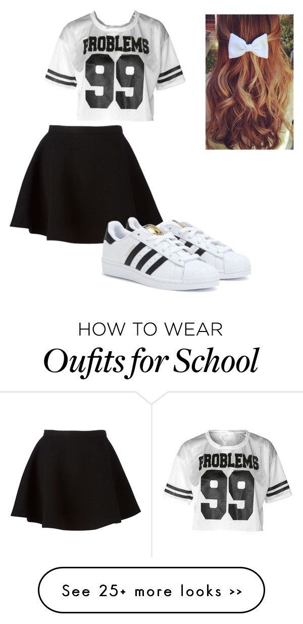 """Back to school"" by madisonprice2001-1 on Polyvore"