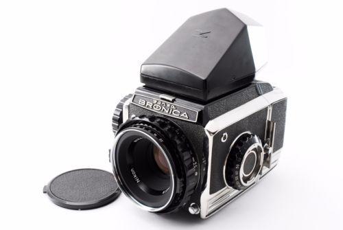 Zenza-Bronica-S2-Medium-Format-Film-SLR-Camera-Body-W-NIKKOR-P-75mm-F-2-8-Exc