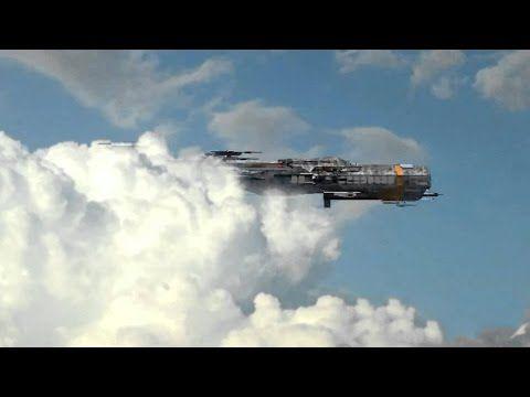 OVNI Captado desde Avión (Compilación Mejores OVNIS Enero-Abril 2017) OVNIS/UFO 2017 - YouTube