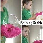 Bubble Science Bouncing Bubble