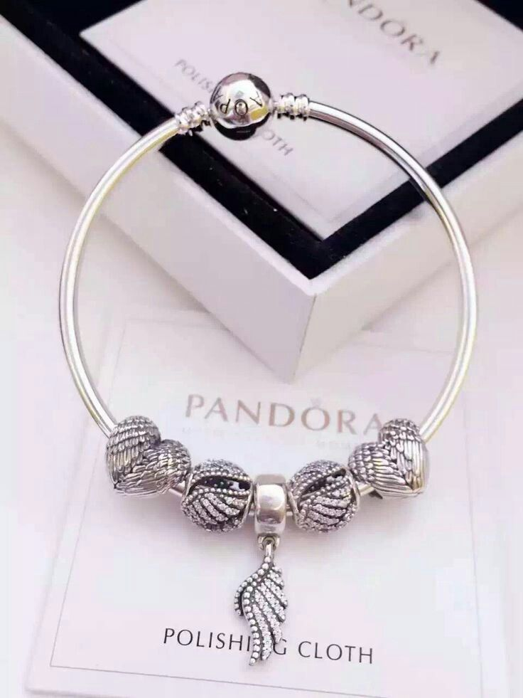 pandora design angel wings - Pandora Bracelet Design Ideas