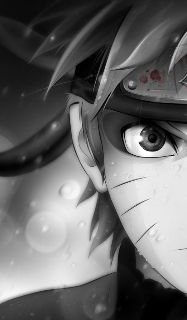Naruto Shippuden Black And White Wallpaper V 2020 G Naruto