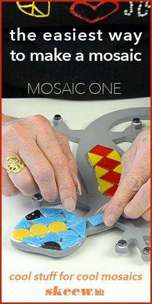 Easy beginning mosaic kits! For Ages 8-adult - make one with your children and grandchildren - so fun! http://skeew.biz/store.html?sort=normal&utm_content=bufferd3a97&utm_medium=social&utm_source=pinterest.com&utm_campaign=buffer