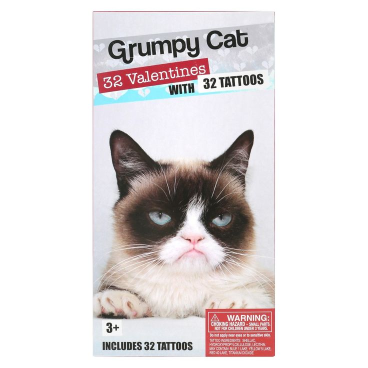 I love Tartar Sauce & she has her own Grumpy Cat Valentine's Day cards! (I'm purring right now!)