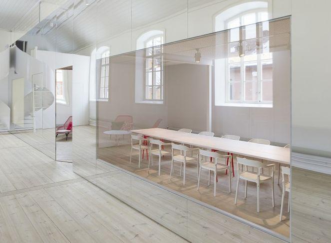 De superbes bureaux design en Suède