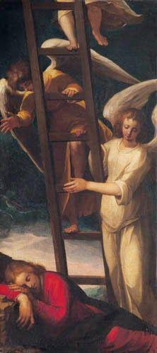 Il sogno di Giacobbe (1593; Firenze, San Giovannino)