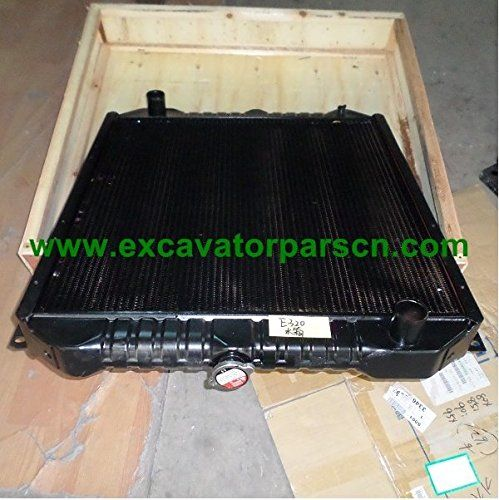 7Y-1961 RADIATOR,WATER TANK RADIATOR CORE FITS FOR E320 S6KT, AFTERMARKET REPLACEMENTS EXCAVATOR PARTS