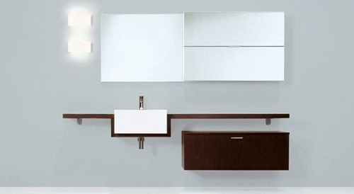 Fonte collection by Rifra  (of course it is an Italian line!)