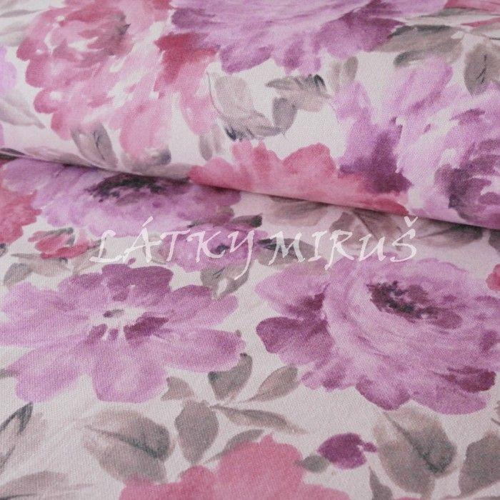 č.3366 květy barevné