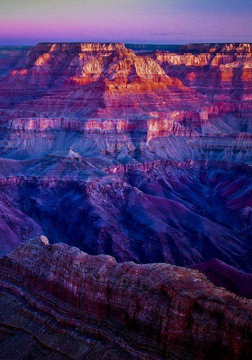 Grand Canyon, Arizona, USA | Pat Kofahl Photography done ✅