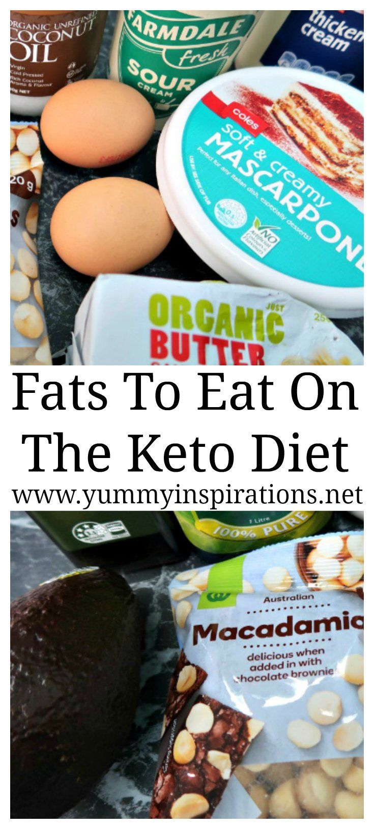 Fats to eat on keto list of good healthy fat options on the low
