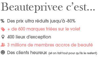 Bon plan beauté  beauty products promo