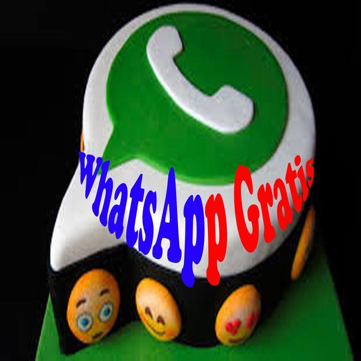 WhatsApp gratis - 2 años o más