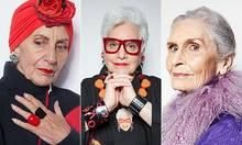 Award-winning director Sue Bourne explores the art of ageing in the company of six extraordinarily stylish older women for a Cutting Edge fi...