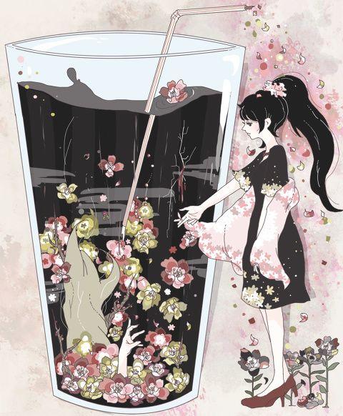 「美味」by「銀行@ついったー」のイラスト [pixiv] member ID:2107623