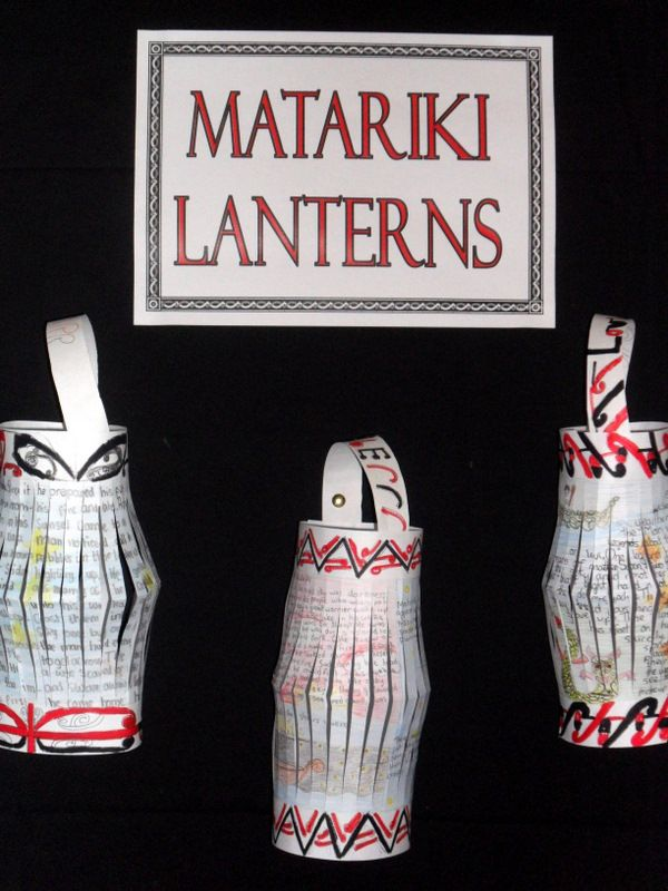 Image result for matariki lantern