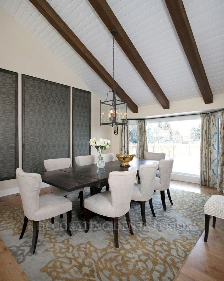 Dining Rooms Before and After Gallery | Decorating Den