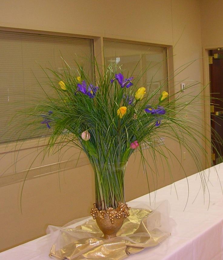 Spring Centerpiece