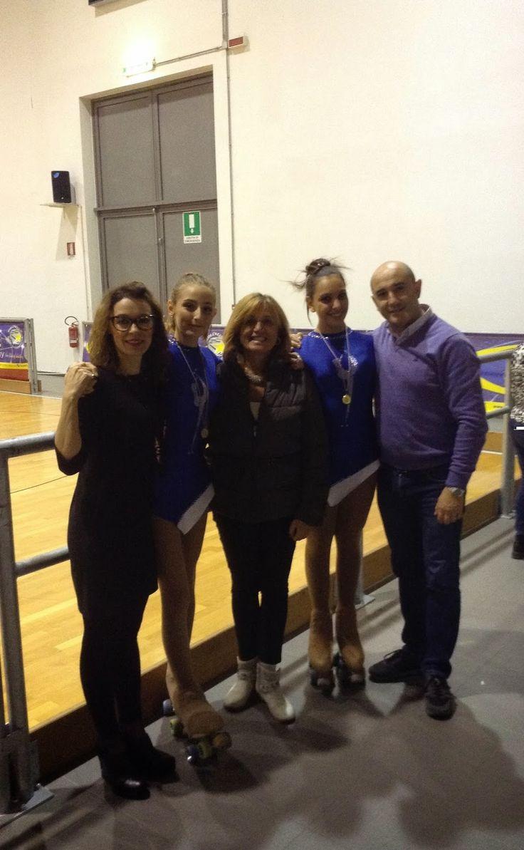 A.S.D. Pattinaggio Artistico AURORA: Campionato Nazionale Livelli UISP 2014