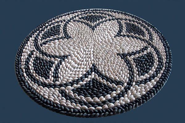 Pebble Mosaic Medallions - Matusan