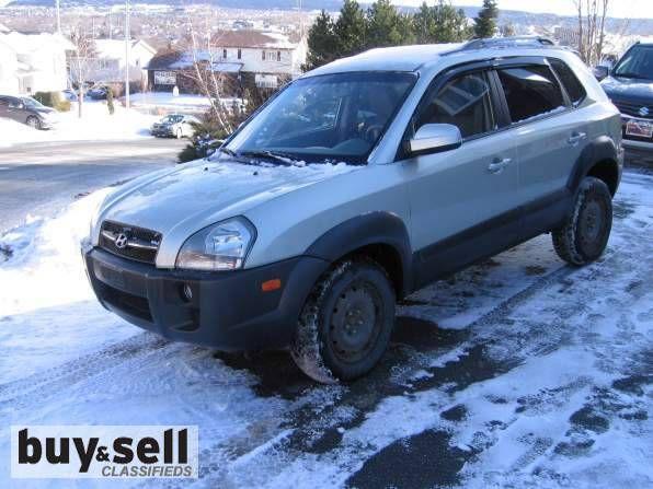 2008 HYUNDAI Tucson, V6 in St. John's - Newfoundland Buy & Sell, New & Used