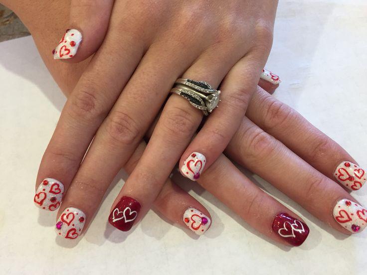 Valentine design from Terri