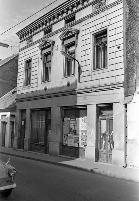 Ferencesek utcája (Sallai utca) 26.