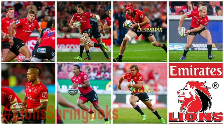 Emirates Lions (@LionsRugbyUnion) | Twitter