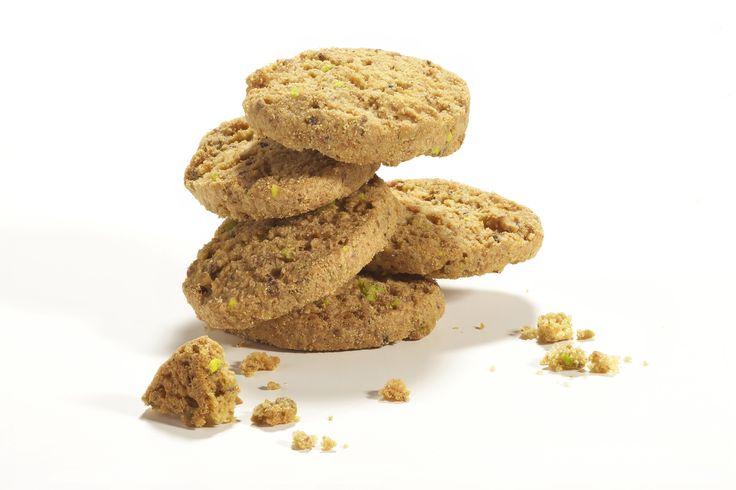 """Frollini al Pistacchio  Non sono """"semplici biscotti  da prima colazione"""": piccoli frollini crescono  e si fanno maliziosi."""