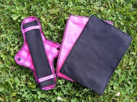 Reusable, Washable Cloth Menstrual Pads