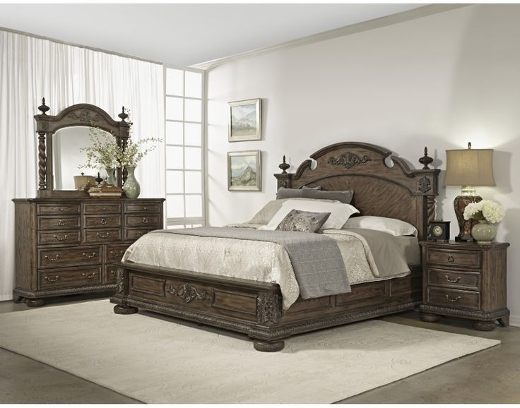 Yorkshire King Platform Bed Folio 21 Star Furniture Houston Tx Furniture San Antonio