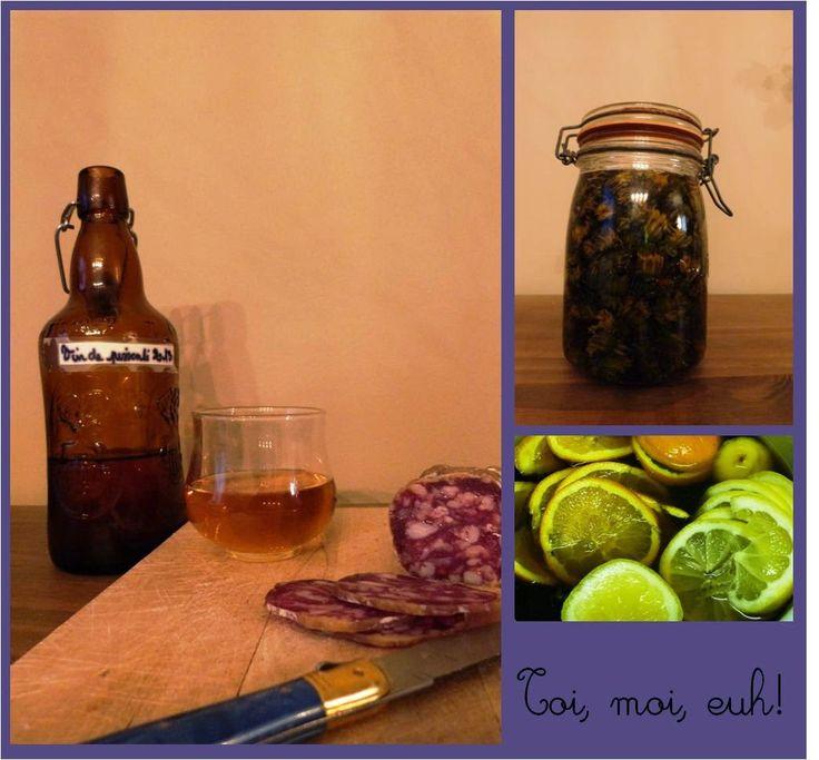 Les 262 meilleures images propos de recettes de vins et alcools sur pinterest punch caf - Recette vin de pissenlit ...