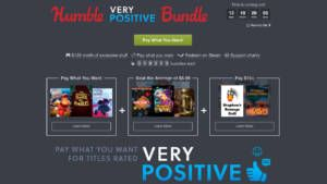 "Humble Bundle has 8 games with ""very positive"" Steam ratings for you this week, including… #VideoGames #bundle #games #humble #including"