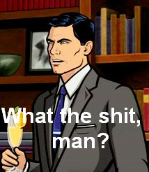 sterling archer quotes - Google Search