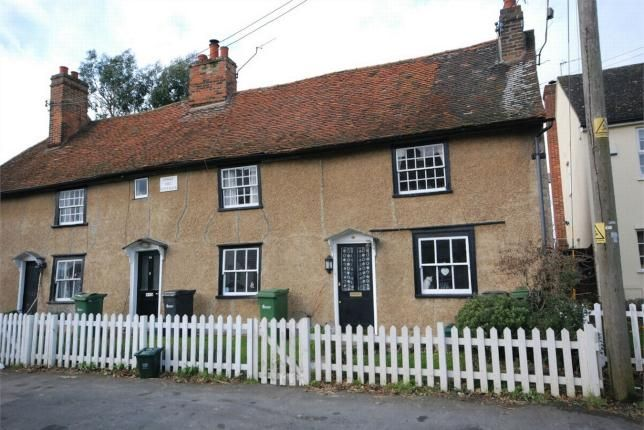 2 bed end terrace house for sale in Grange Hill, Coggeshall, Colchester, Essex