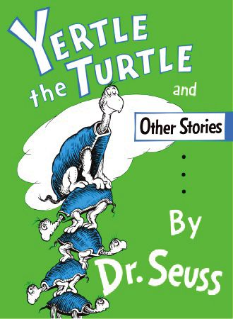 seuss books yertle was my favorite as a child #penguinkids and #raiseareader