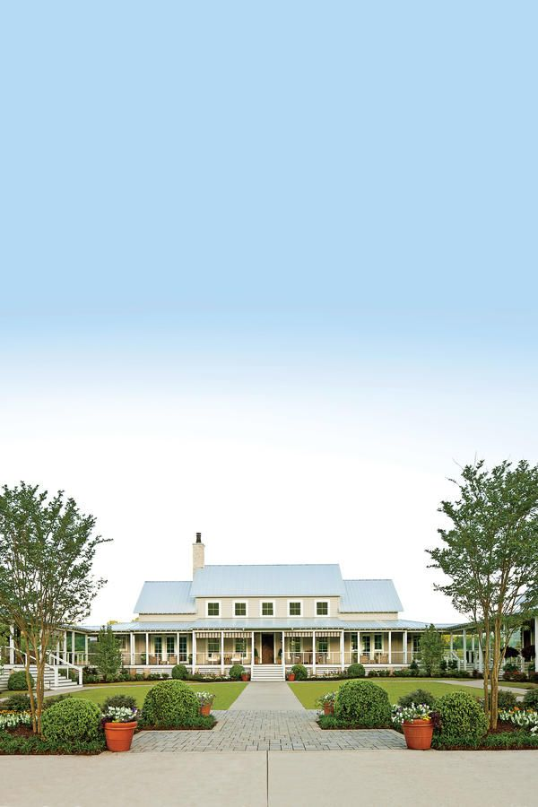The Ultimate Southern Farmhouse: Nashville Idea House at Fontanel   Nashville Idea House at Fontanel