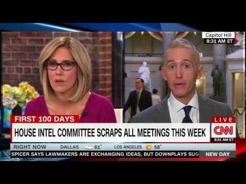 ALERT: Trey Gowdy Just DESTROYED Fake News CNN Host On Live TV About Trump [VIDEO]