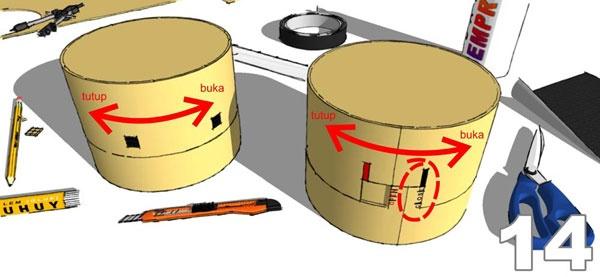 Make Your Own Simple Pinhole Blender Camera