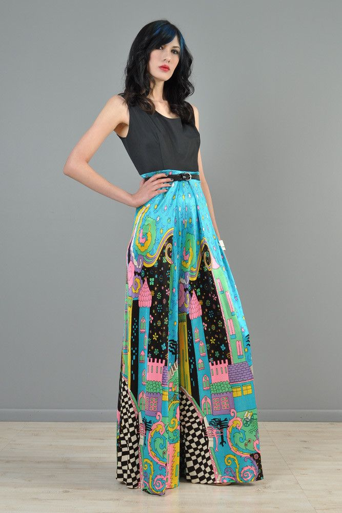 201 best vintage psychedelic clothes images on pinterest 1960s fashion vintage clothing and Fashion new style clothes