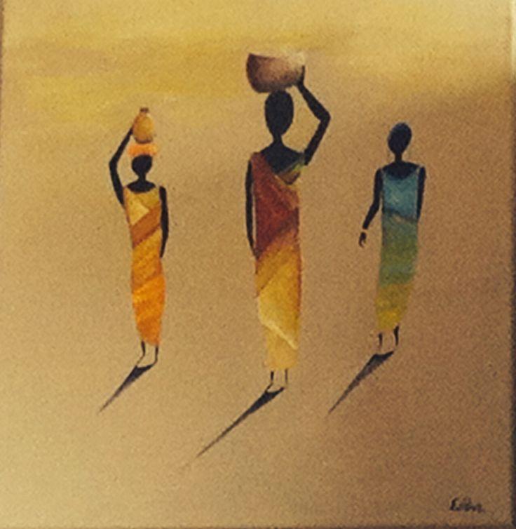 Afrikaanse vrouwen